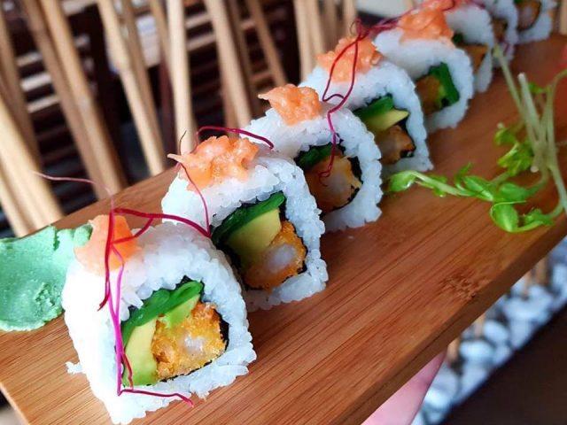 Wasabi sushi bar Martin