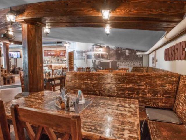 Classic Pub restaurant
