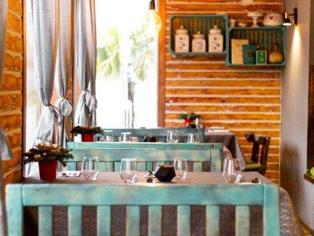 Moree reštaurácia