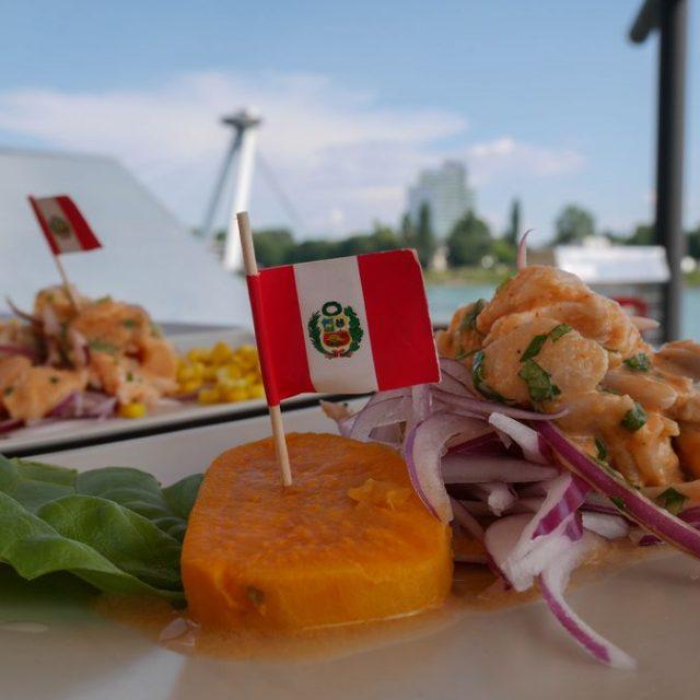 Sabor Peruano – tradičná peruánska kuchyňa