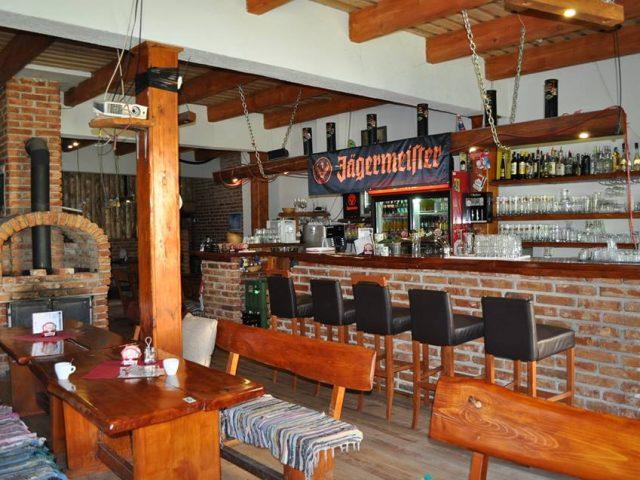 Tehelňa pub